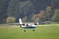 """DHC-6 Twin Otter \""""Blue Angels\"""" Design"""